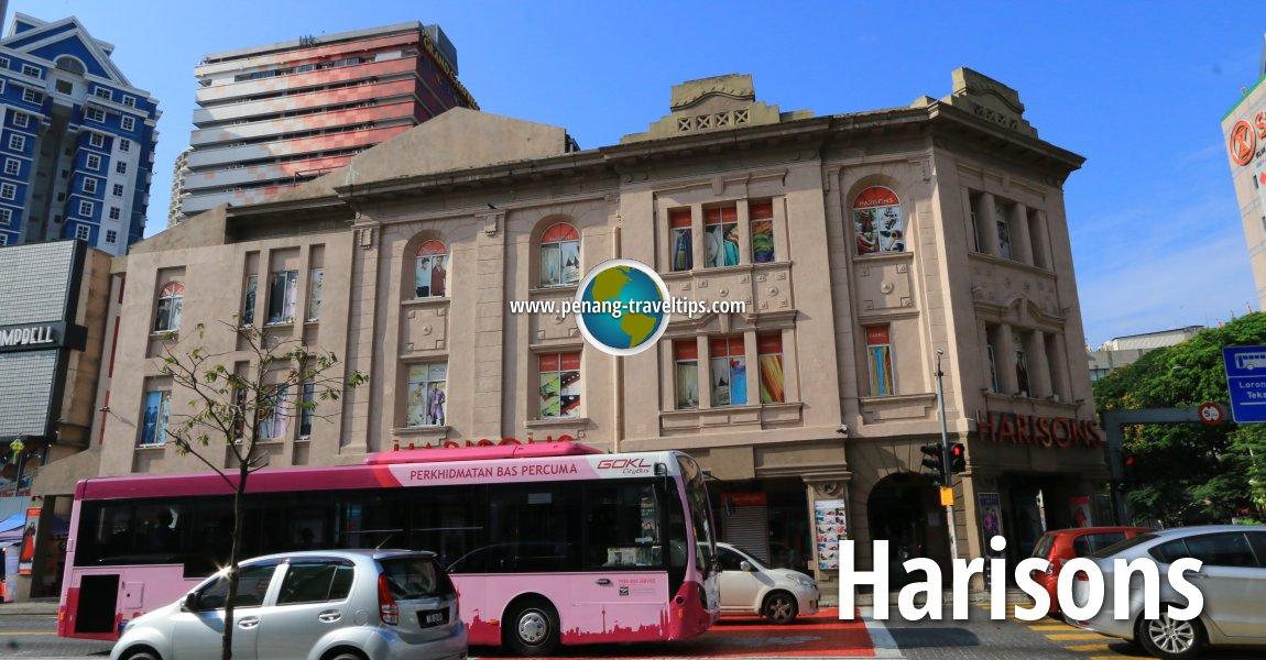 Harisons, Kuala Lumpur