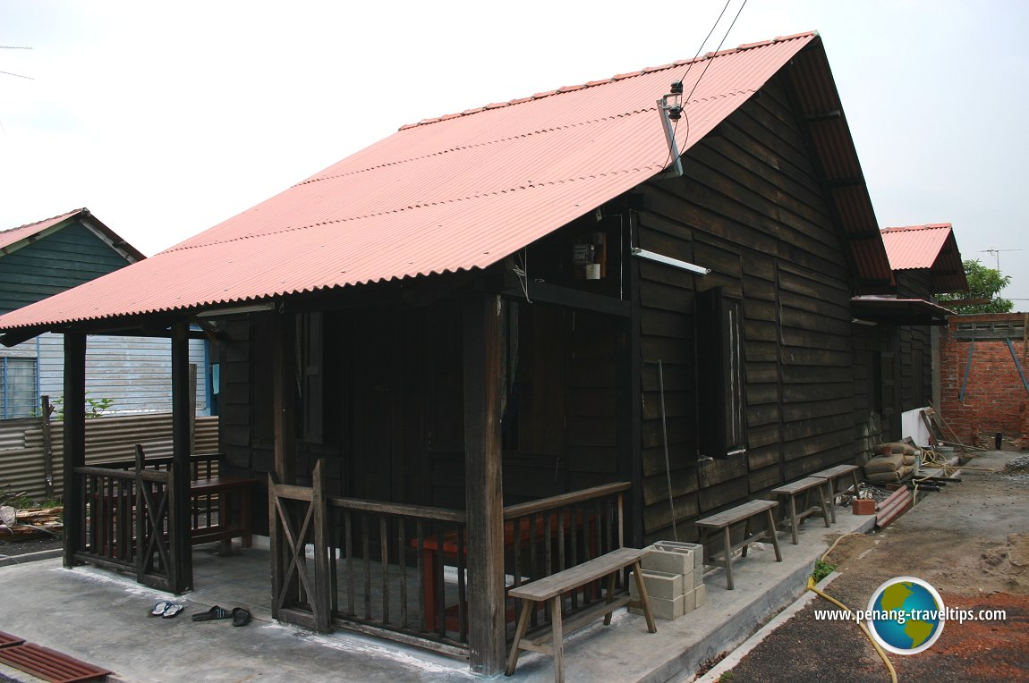 Nicholas Loboo's house