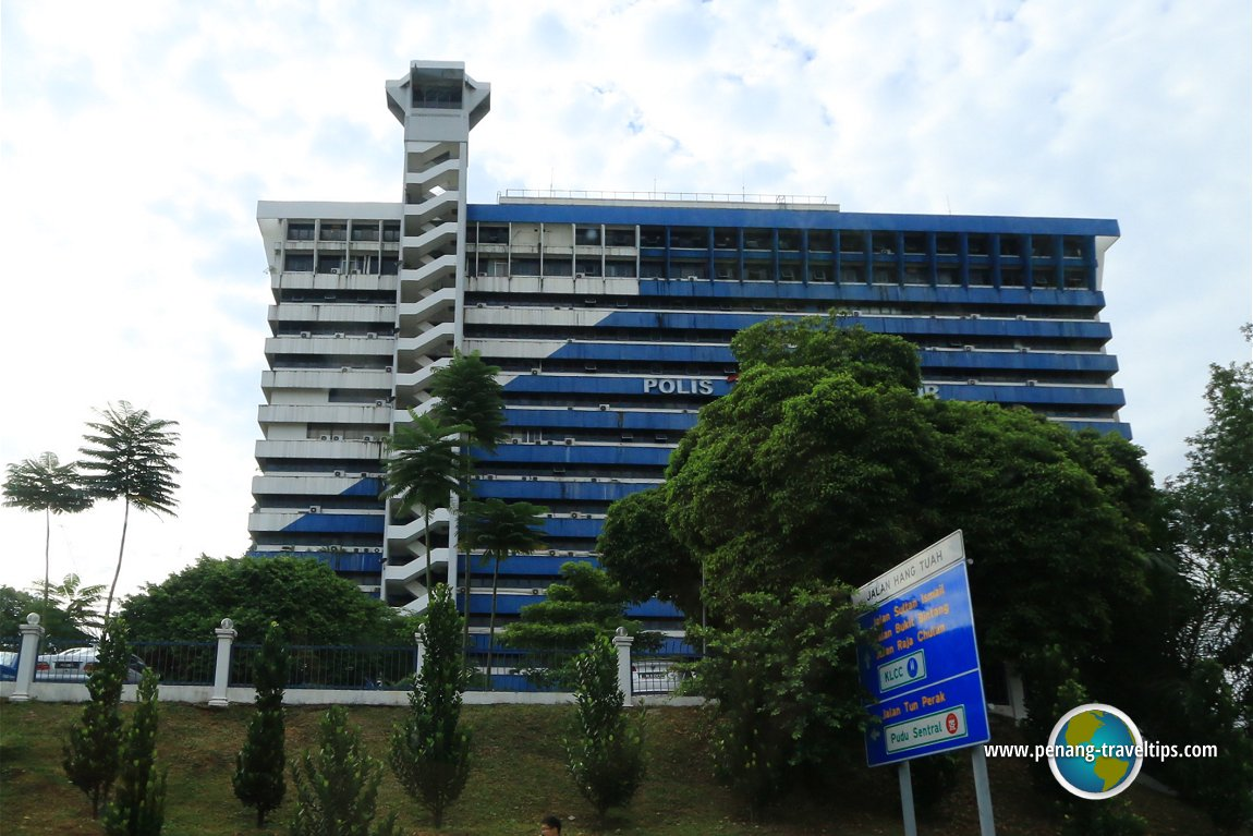 Ibu Pejabat Polis Kontinjen Kuala Lumpur