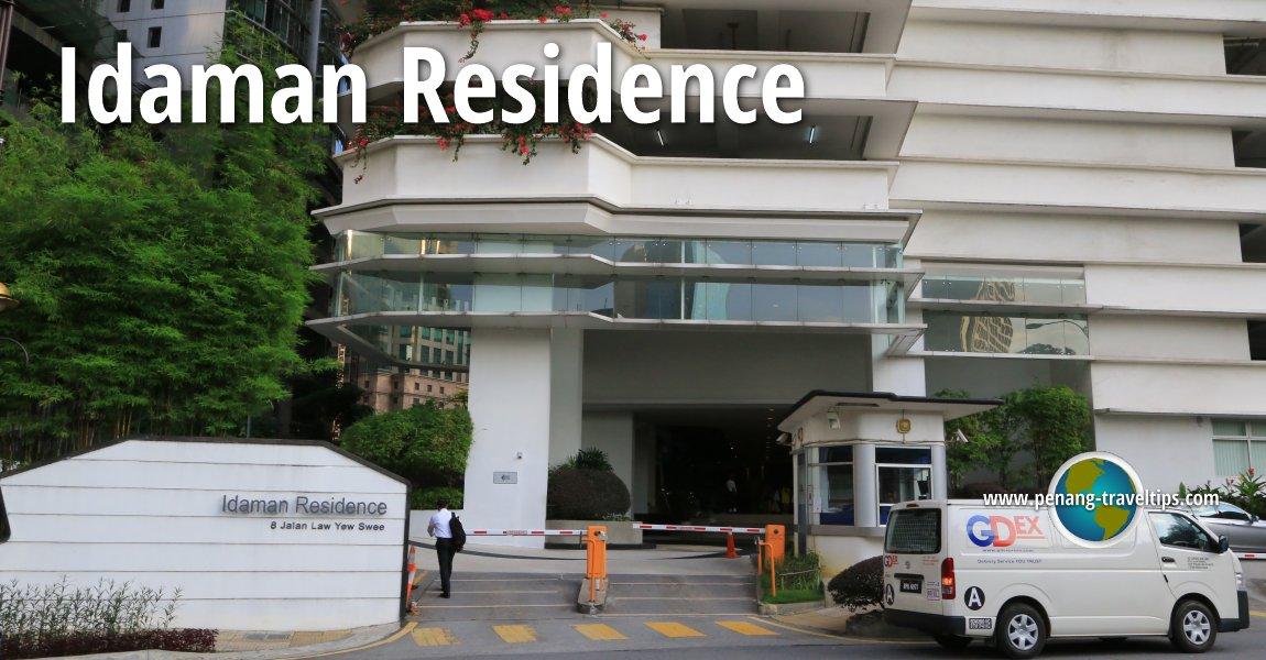 Idaman Residence Kuala Lumpur