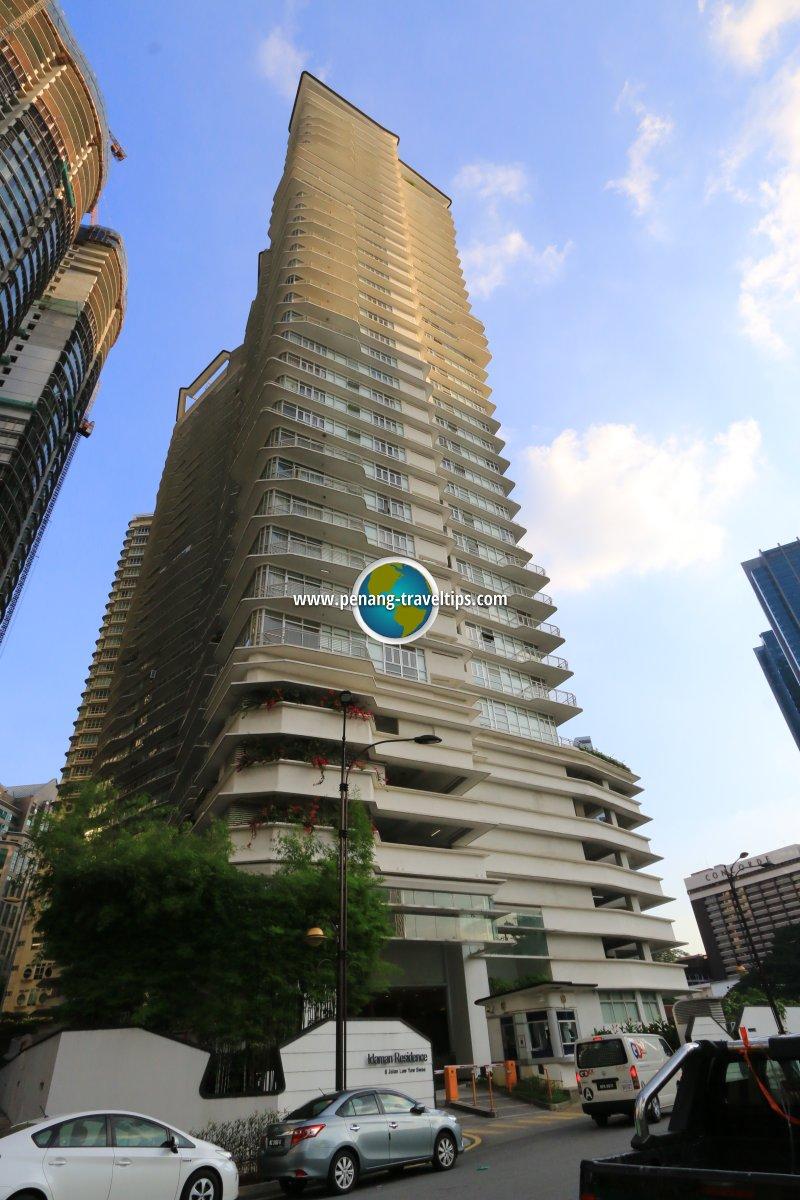 Idaman Residence, Kuala Lumpur