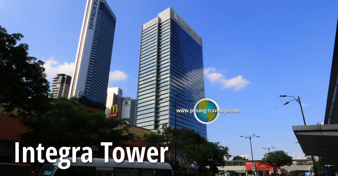 Integra Tower, Kuala Lumpur