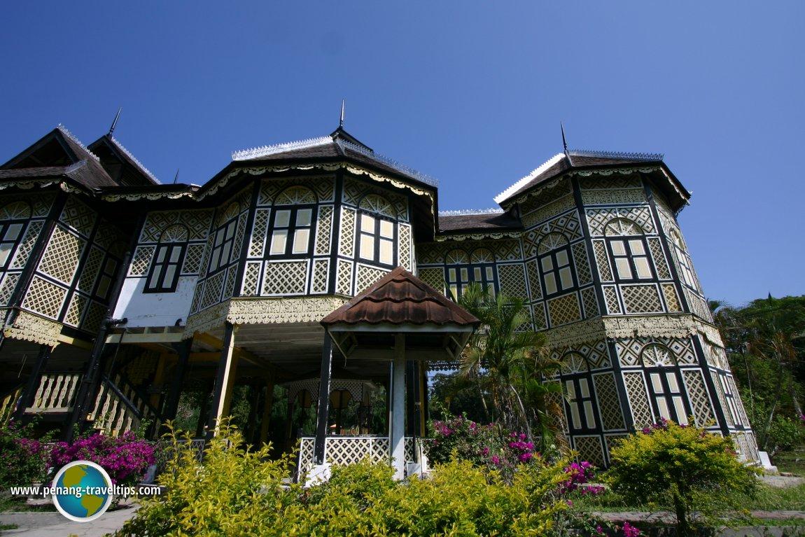 Istana Kenangan (Muzium DiRaja Perak), Kuala Kangsar