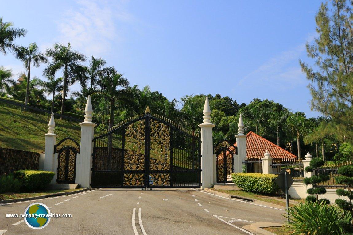 Gate of Istana Melawati, Putrajaya