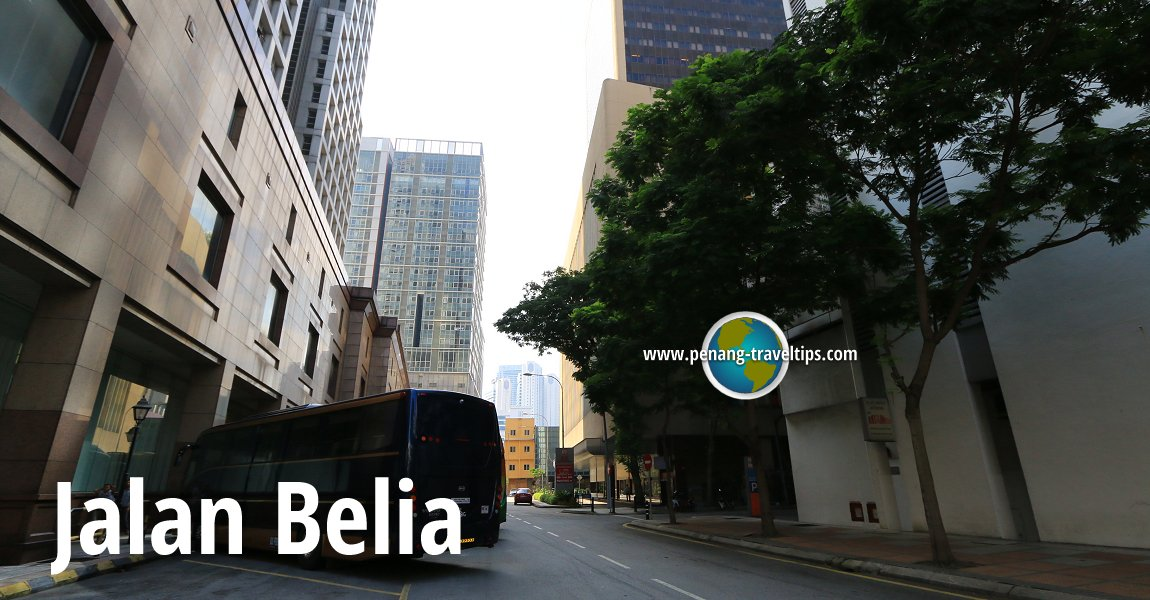 Jalan Belia, Kuala Lumpur