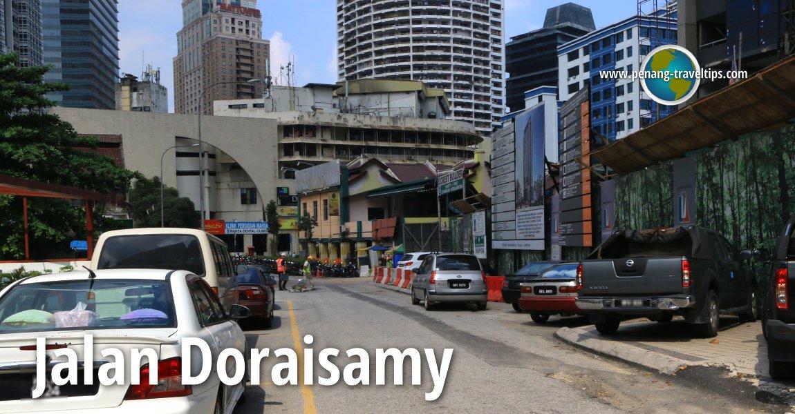 Jalan Doraisamy, Kuala Lumpur