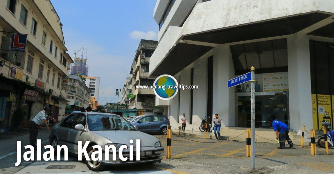 Jalan Kancil, Kuala Lumpur