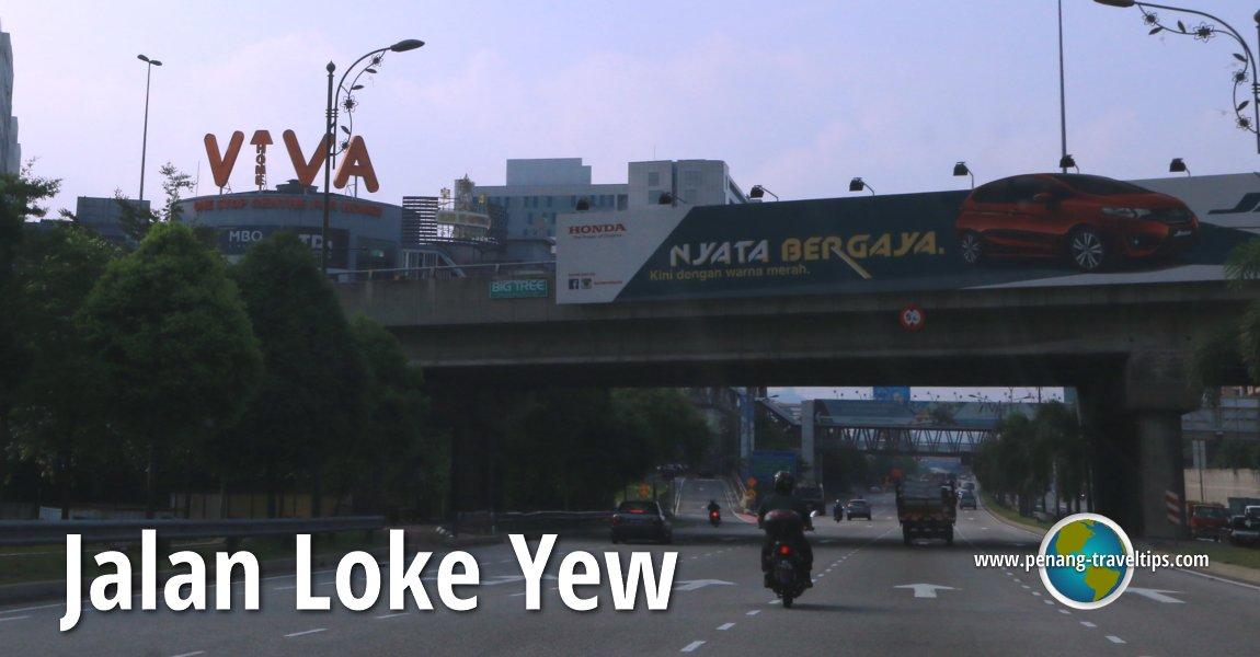Jalan Loke Yew, Kuala Lumpur