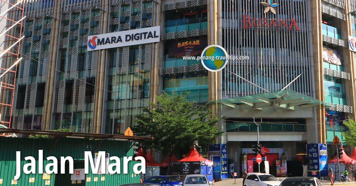 Jalan Mara, Kuala Lumpur