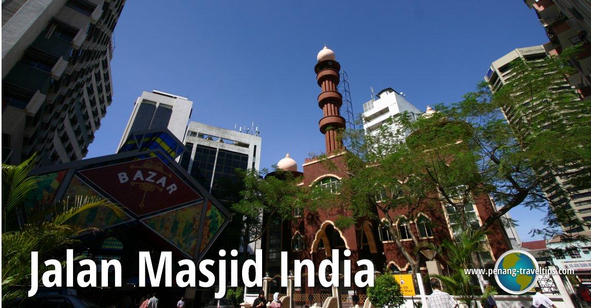 Jalan Masjid India, Kuala Lumpur