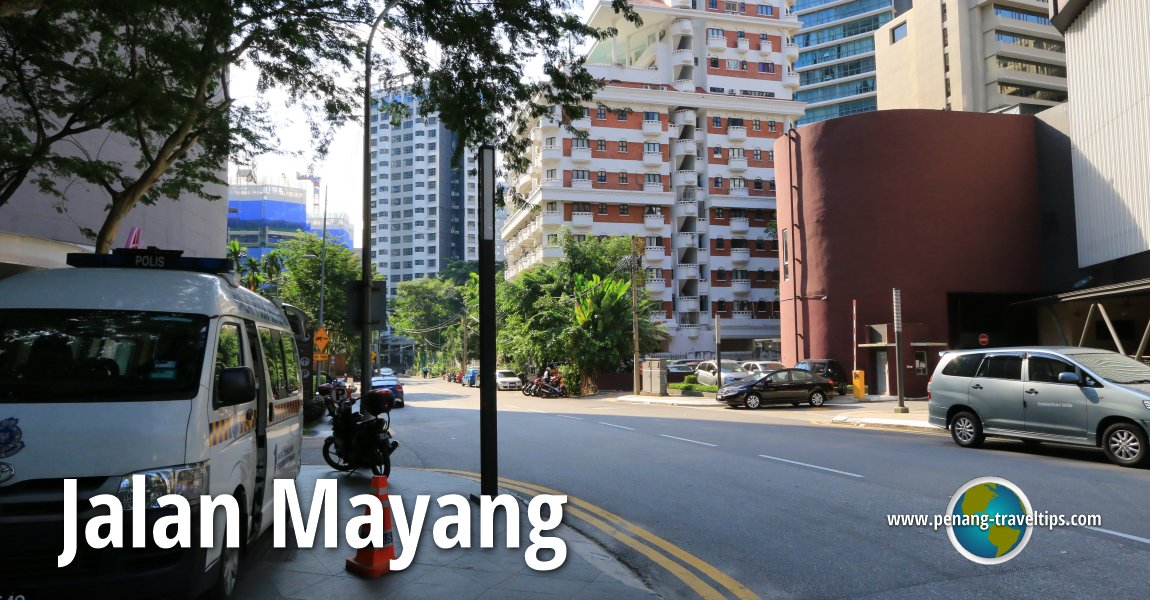 Jalan Mayang, Kuala Lumpur