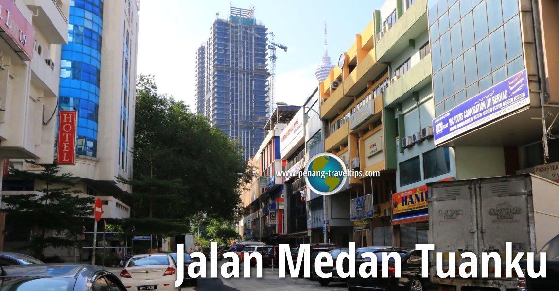 Jalan Medan Tuanku, Kuala Lumpur