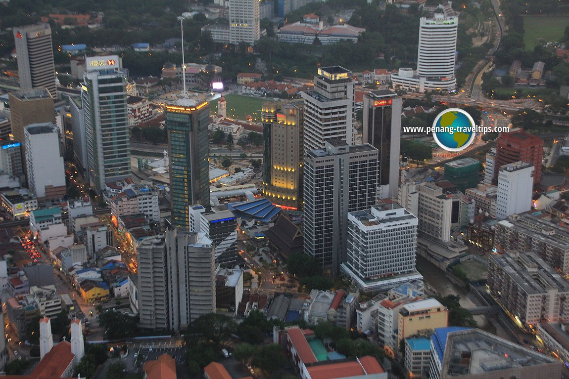 Jalan Melaka, Kuala Lumpur