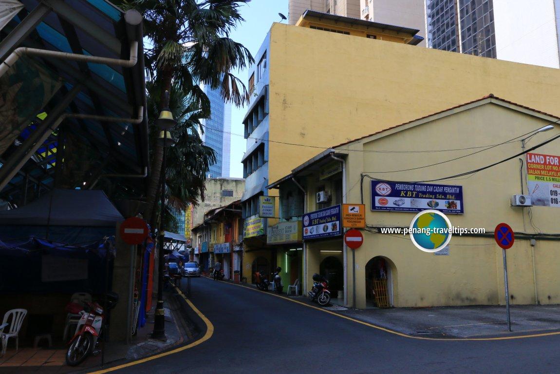 Jalan Melayu, Kuala Lumpur