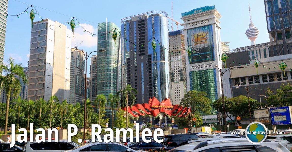 Jalan P. Ramlee