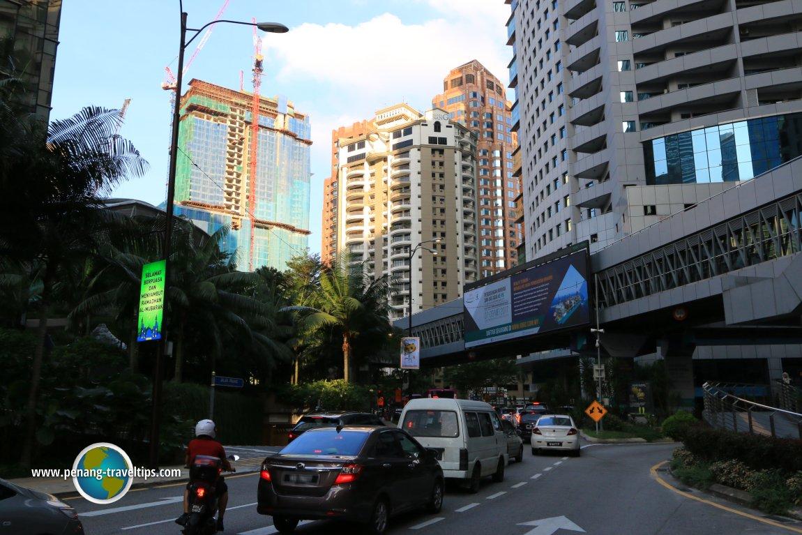 Jalan Pinang, Kuala Lumpur