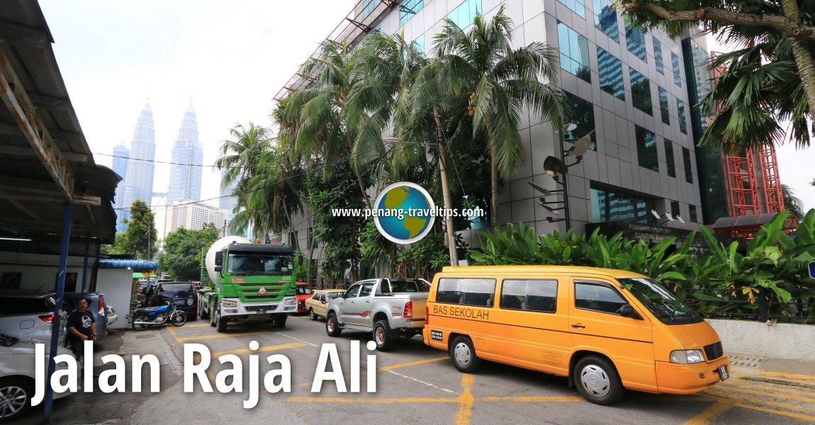 Jalan Raja Ali, Kuala Lumpur