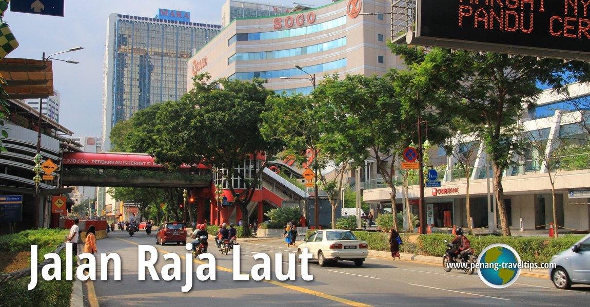 Jalan Raja Laut, Kuala Lumpur