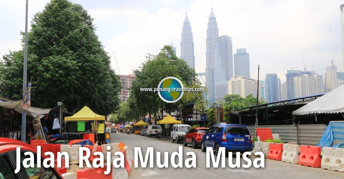 Jalan Raja Muda Musa, Kuala Lumpur