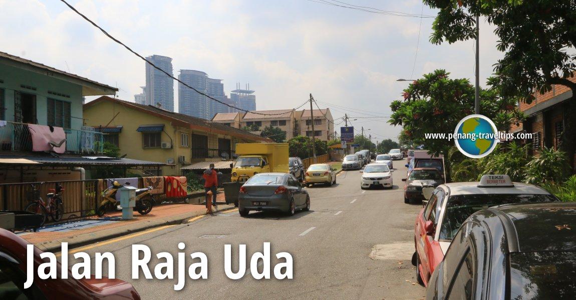 Jalan Raja Uda, Kuala Lumpur