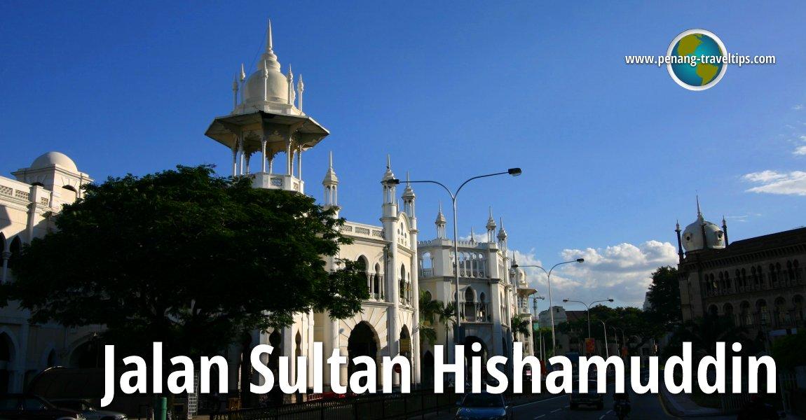 Jalan Sultan Hishamuddin, Kuala Lumpur