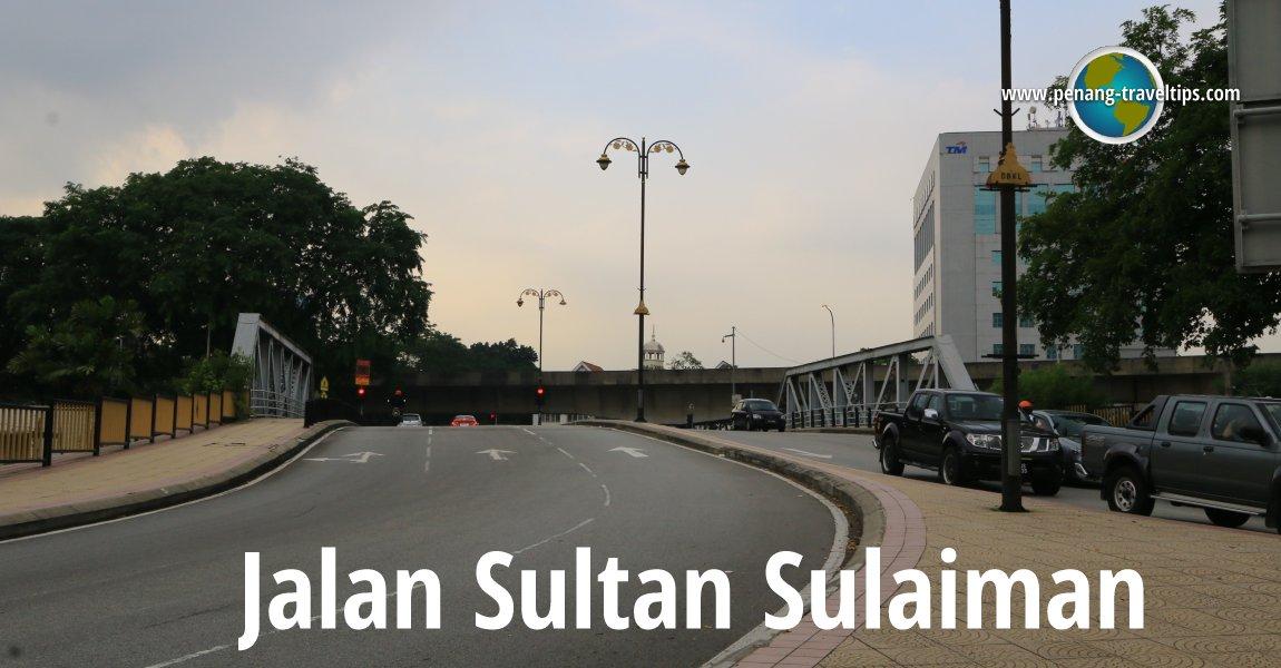 Jalan Sultan Sulaiman Kuala Lumpur