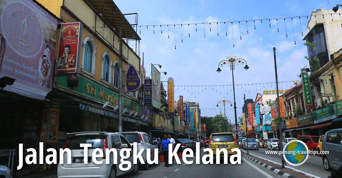 Jalan Tengku Kelana, Klang