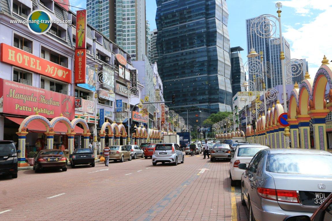 Jalan Tun Sambanthan, Kuala Lumpur