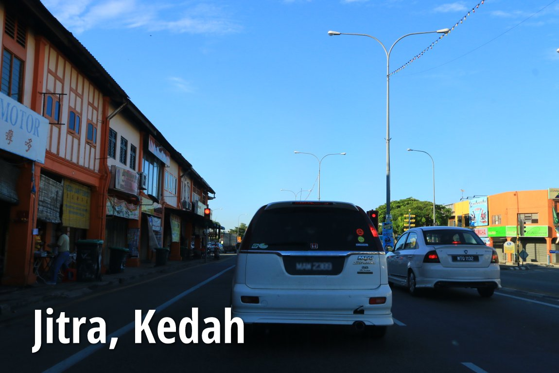 Jitra, Kedah