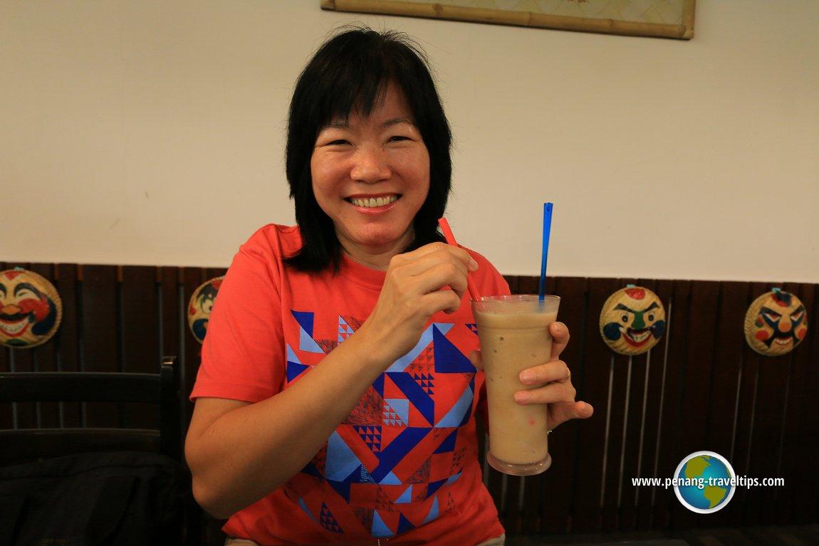 Kafe Vietnam Express, Berjaya Times Square