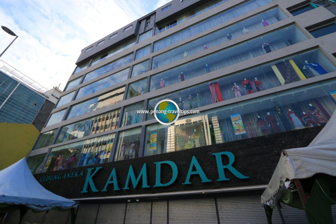 Kamdar Jalan Tuanku Abdul Rahman, Kuala Lumpur