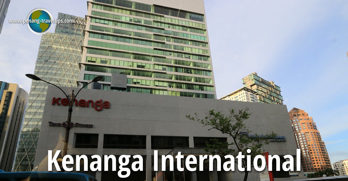 Kenanga International Building, Kuala Lumpur