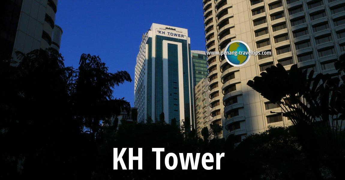 KH Tower, Kuala Lumpur
