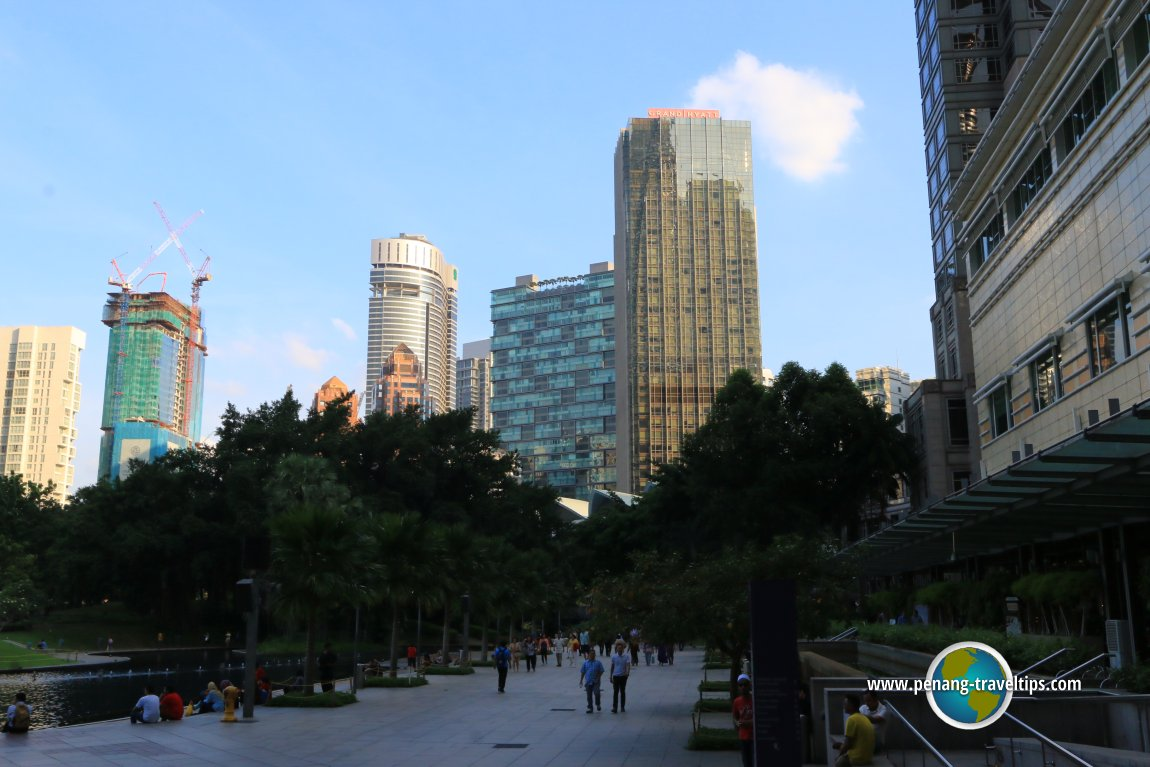 KLCC Park, Kuala Lumpur