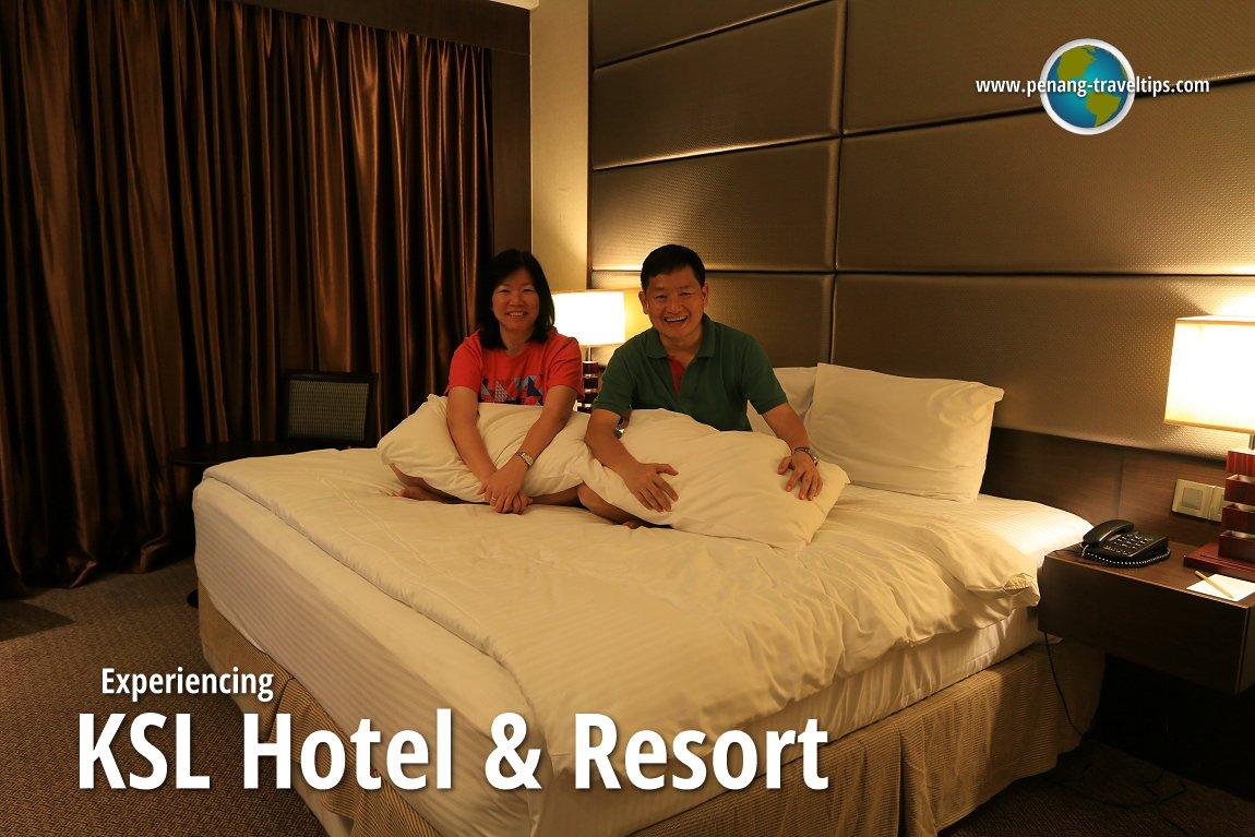 Hotel Nova Kd Comfort Experiencing Ksl Resort Johor Bahru