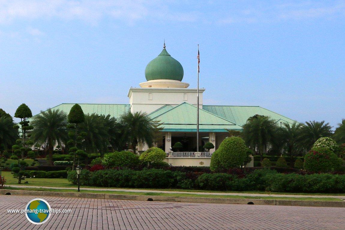 Kompleks Seri Perdana, Putrajaya