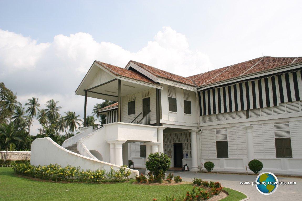 Kota Ngah Ibrahim, Matang