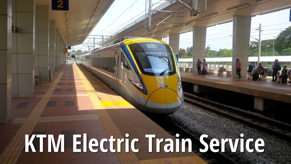 KTM Electric Train Service