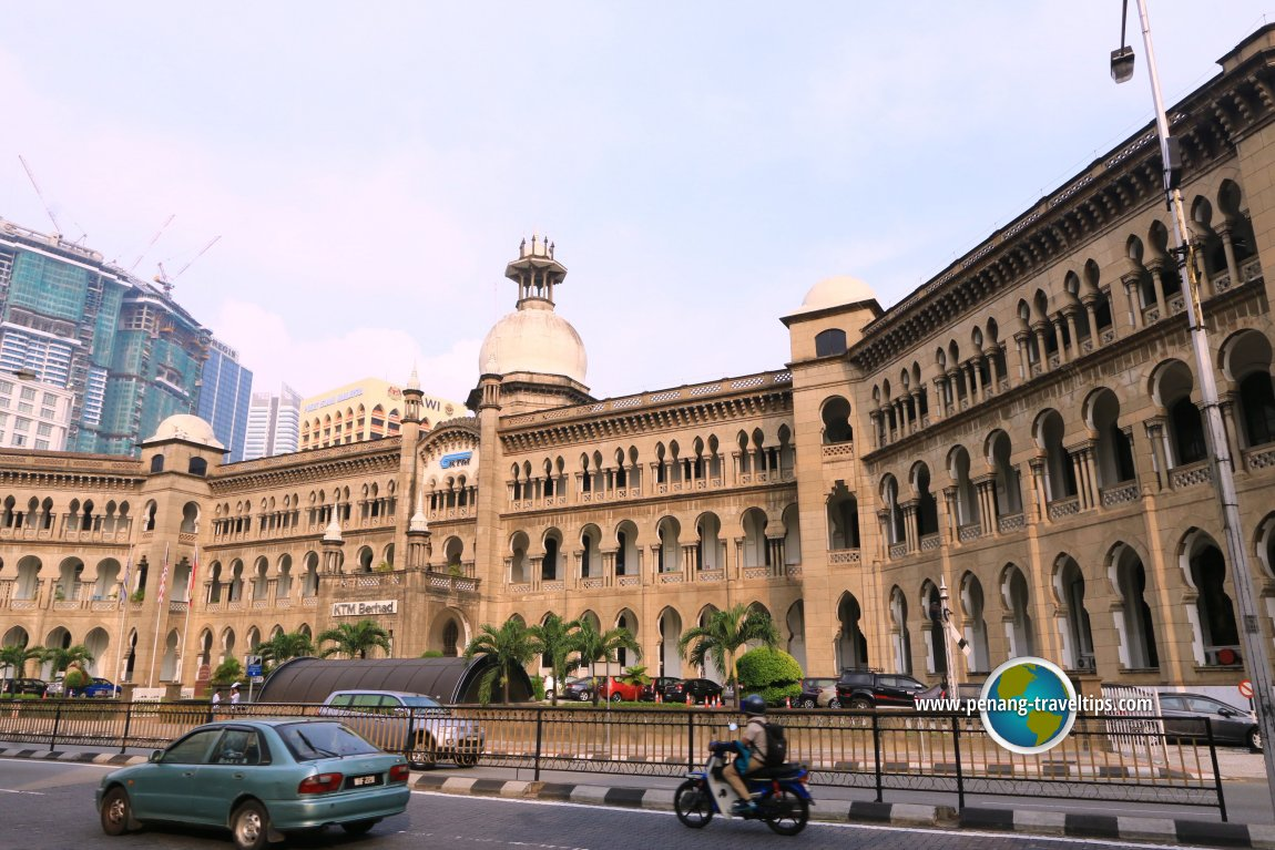 Ibu Pejabat KTM, Kuala Lumpur