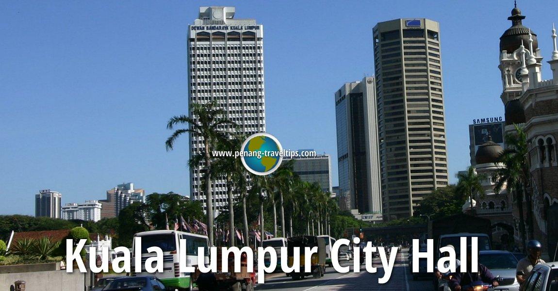 Kuala Lumpur City Hall