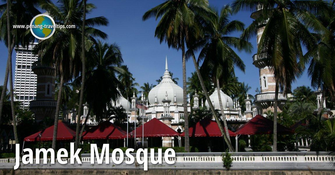 Kuala Lumpur Jamek Mosque