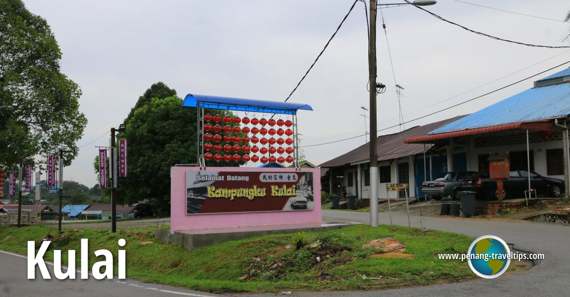 Kulai Travel Tips