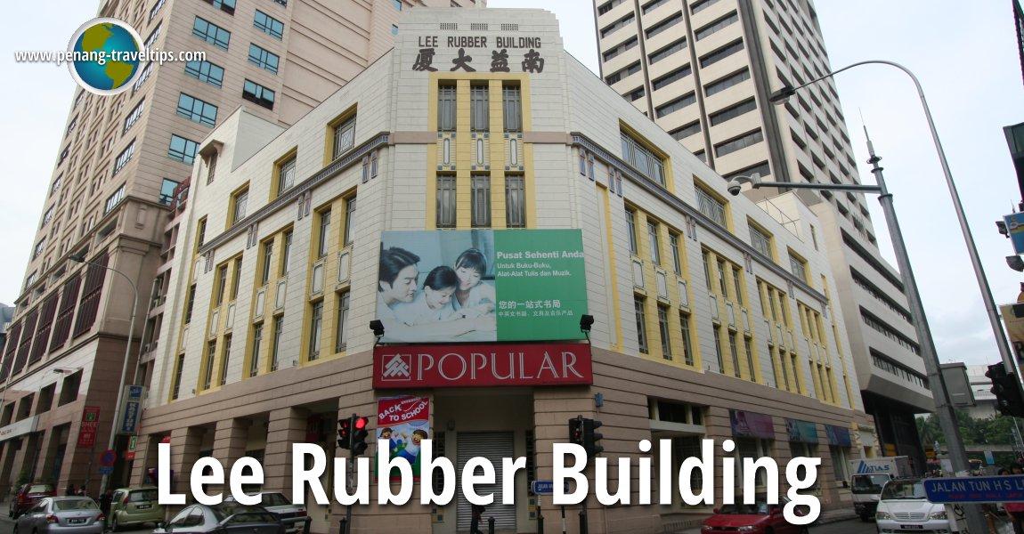Lee Rubber Building, Kuala Lumpur
