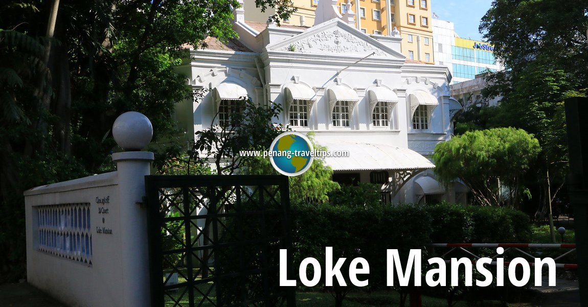 Loke Mansion, Kuala Lumpur