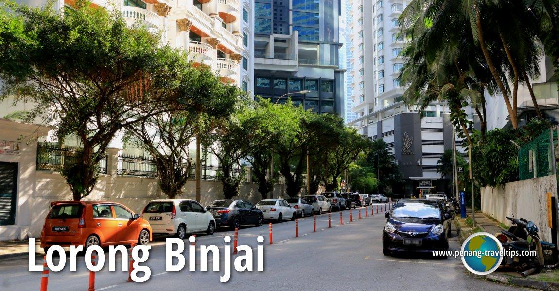 Lorong Binjai, Kuala Lumpur