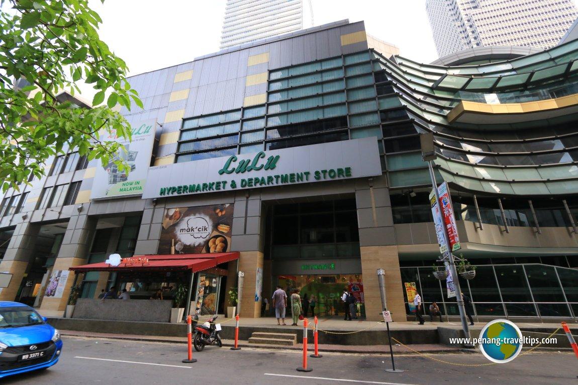 Lulu Hypermarket, Kuala Lumpur