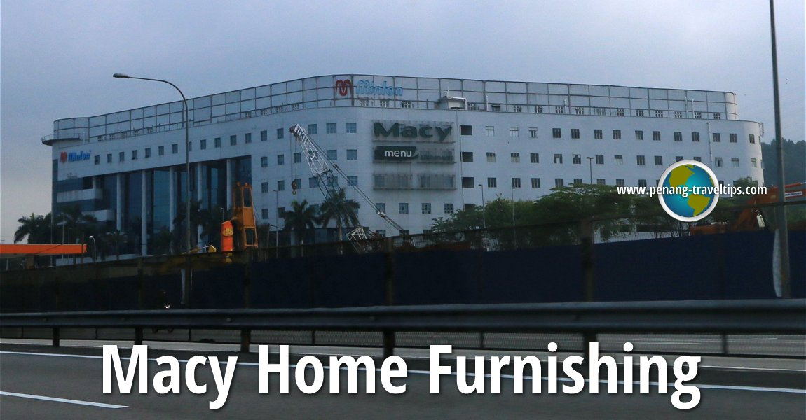 Macy Home Furnishing, Seri Kembangan