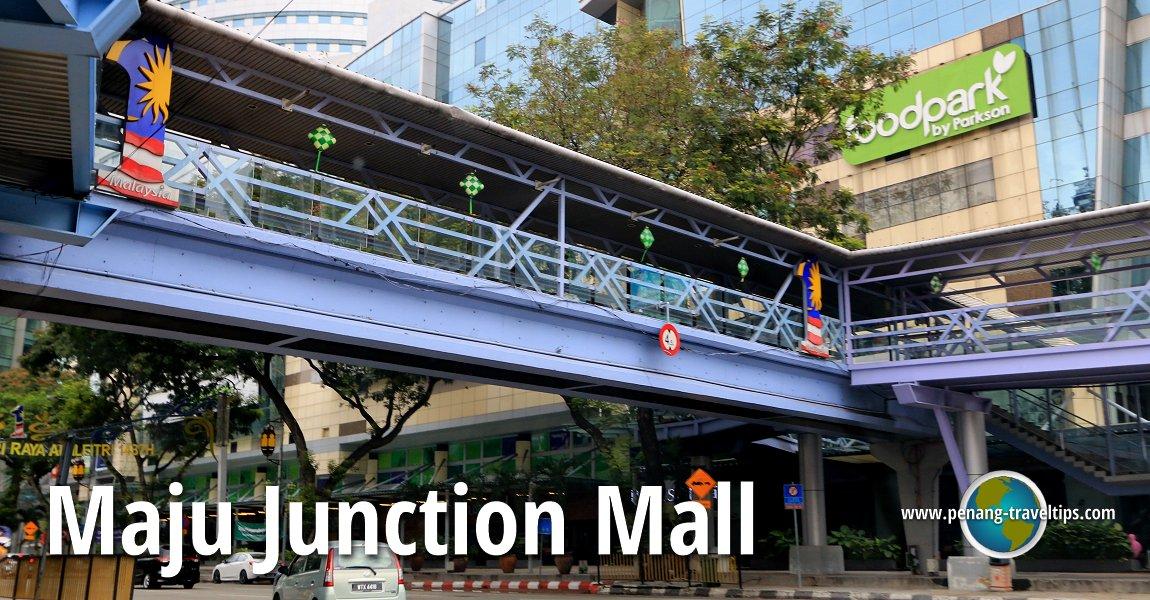 Parkson Maju Junction Shopping Mall, Kuala Lumpur