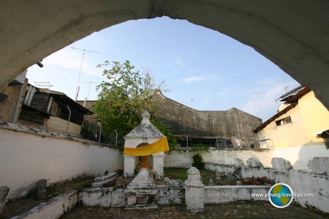 Makam Hang Jebat