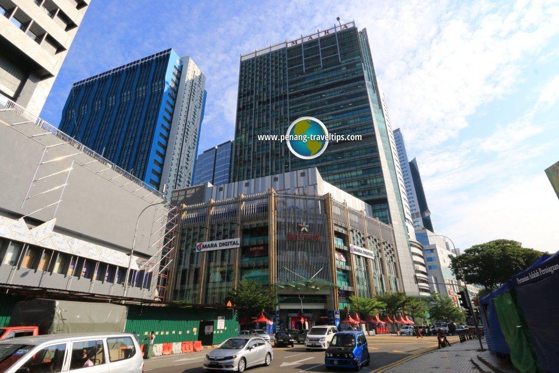 MARA Complex, Kuala Lumpur